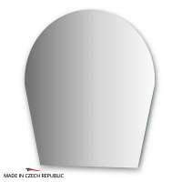 Зеркало с частичным фацетом FBS Practica 80х90см