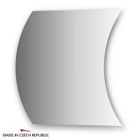 Зеркало с частичным фацетом FBS Practica 60х60см