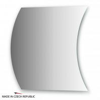 Зеркало с частичным фацетом FBS Practica 70х70см