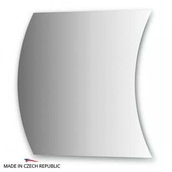 Зеркало с частичным фацетом FBS Practica 80х80см CZ 0417