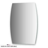 Зеркало с частичным фацетом FBS Practica 60х85см