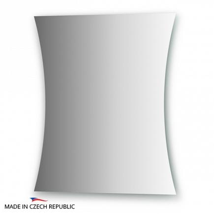 Зеркало с частичным фацетом FBS Practica 60х70см CZ 0422