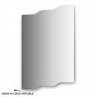 Зеркало с частичным фацетом FBS Practica 60x90см