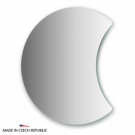 Зеркало с частичным фацетом FBS Practica 50x60см