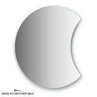 Зеркало с частичным фацетом FBS Practica 60x70см