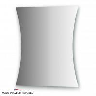 Зеркало с частичным фацетом FBS Practica 55х65см