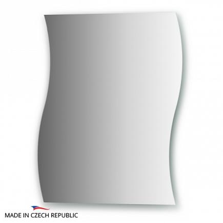 Зеркало с частичным фацетом FBS Practica 45x55см CZ 0461