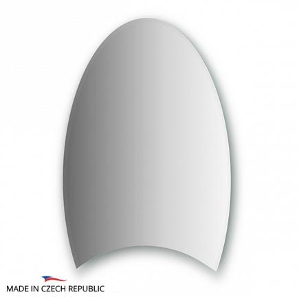 Зеркало с частичным фацетом FBS Practica 50х70см CZ 0465