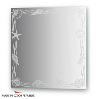Зеркало FBS Artistica 60х60см