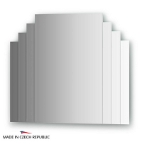 Зеркало с декоративным элементом FBS Decora 70х60см