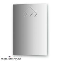 Зеркало с декоративным элементом FBS Decora 50x70см