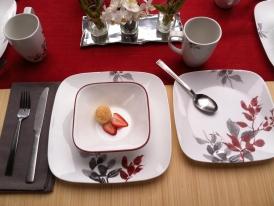 Corelle Kyoto Leaves