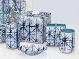 Creative Bath Shibori