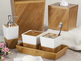 Creative Bath Spa Bamboo