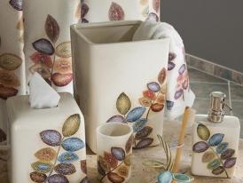 Croscill Mosaic Leaves