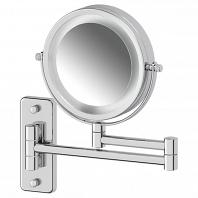 Зеркало косметическое Defesto Pro с LED подсветкой