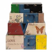 Декоратиная коробка Mabelle DG Home Decor Cava Décor 2