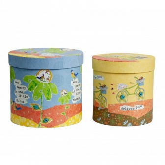 Набор круглых коробок Childhood Grande DG Home Decor DG-D-574A