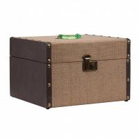 Декоративный чемодан для хранения Pompadour DG Home Decor