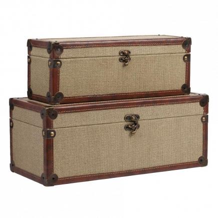 Декоративный чемодан для хранения Malkinson Piccolo DG Home Decor DG-D-899B
