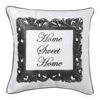Подушка с надписью Home Sweet Home DG Home Pillows