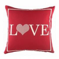 Подушка с надписью Love DG Home Pillows
