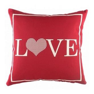 Подушка с надписью Love DG Home Pillows DG-D-PL201