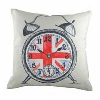 Подушка с британским флагом Alarm DG Home Pillows