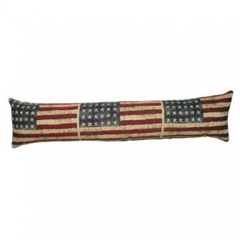 Длинная подушка с американским флагом USA Dreams DG Home Pillows DG-D-PL262