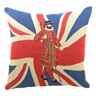 Подушка с британским флагом Beefeater DG Home Pillows