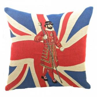 Подушка с британским флагом Beefeater DG Home Pillows DG-D-PL264