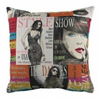 Подушка с принтом Fashion DG Home Pillows