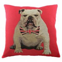Подушка с британским флагом Bulldog DG Home Pillows