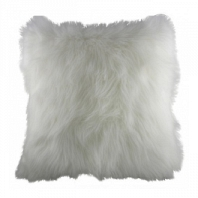 Подушка из искуственного меха White DG Home Pillows