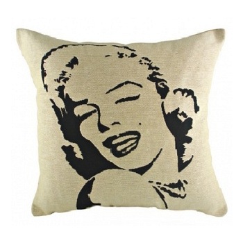 Подушка с портретом Marilin Monroe DG Home Pillows DG-D-PL279