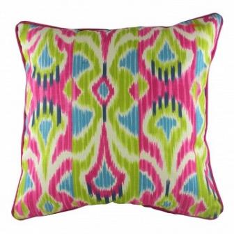 Подушка с орнаментом Lombok Sorbet DG Home Pillows DG-D-PL298