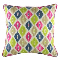 Подушка с орнаментом Ika Sorbet DG Home Pillows