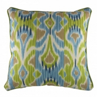 Подушка с орнаментом Lombok Chambray DG Home Pillows