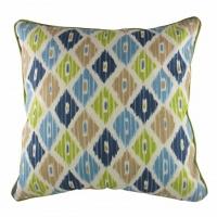 Подушка с орнаментом Ika Chambray DG Home Pillows
