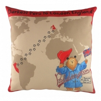 Подушка с принтом Paddington Journey DG Home Pillows