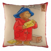 Подушка с принтом Paddington Stamp DG Home Pillows