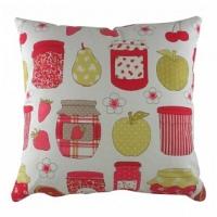 Подушка с принтом Summersdale Jam DG Home Pillows