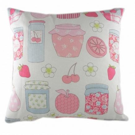 Подушка с принтом Summersdale Bluebell DG Home Pillows DG-D-PL322