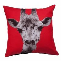 Подушка с принтом Giraffe DG Home Pillows