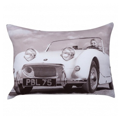 Подушка с принтом Austin Healey DG Home Pillows DG-D-PL336