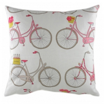 Подушка с принтом Summersdale Poppy DG Home Pillows DG-D-PL341
