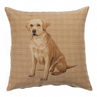 Подушка с принтом Breeds Labrador DG Home Pillows DG-D-PL343