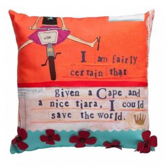 Подушка с принтом Traffico DG Home Pillows DG-D-PL349