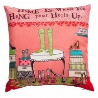 Подушка с принтом Calzature DG Home Pillows