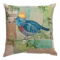 Подушка с вышивкой Imperial Bird DG Home Pillows